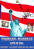 FORWARD, WARHEAD / Live in USA 2006 : BURNING AGAINST SPIRITS (dvd) HG fact