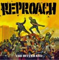 REPROACH / The Bitter End (cd) Crew for life