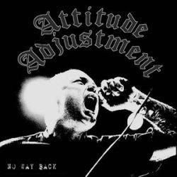 画像1: ATTITUDE ADJUSTMENT / No way back (cd) Taang!