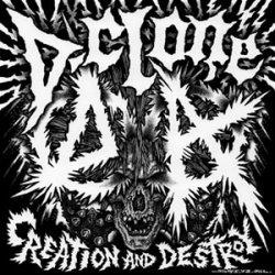 画像1:  D-CLONE / Creation and destroy (Lp) Agipunk