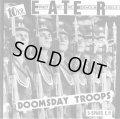 E.A.T.E.R. / Doomsday troops (7ep) Hardcore survives