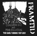 FRAMTID / Consuming shit and mind pollution (Lp) Crust war