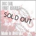 DOC EVIL, FIRST ASSAULT / Split -Made in australia- (cd) Vital sign