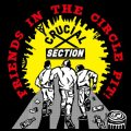 CRUCIAL SECTION / Friends in the circle pit! (cd) (7ep) Crew for life