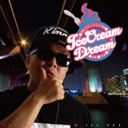 画像1: ILL-TEE / Ice cream dream (cd) Midnight meal