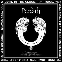 画像1: Bid'ah / Enthusiasm of the unorthodox (cd) Hardcore kitchen
