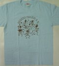 BROKEN HEARTS CLUB BAND dsigned by ACUTE / light blue (t-shirt)