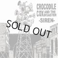 CROCODILE COX AND THE DISASTER / Siren/No Way out (7ep) Diwphalanx
