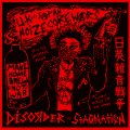 STAGNATION, DISORDER / split -U.K vs Japan noize core wars- 日英雑音戦争 (7ep) Strong mind japan