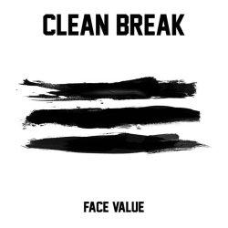画像1: CLEAN BREAK / Face value (7ep) Straight & alert