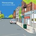 Homecomings / Sale of broken dreams (cd) felicity