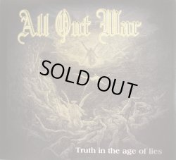 画像1: ALL OUT WAR / Truth in the age of lies (cd) Organized crime