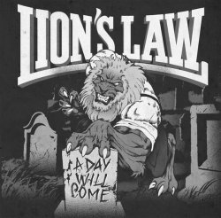 画像1: LION'S LAW / A day will come (Lp+cd) Contra