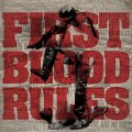 FIRST BLOOD / Rules (cd)(Lp) Pure noise entertainment