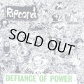 RIPCORD / Defiance of power (cd) Break the connection