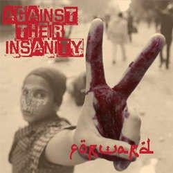 画像1: FORWARD / Against their insanity (Lp) 540