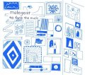 malegoat / to face the music (cd) Stiff slack
