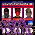 D.O.D / Digital Dope Bombing Arrests (cd) WD sounds