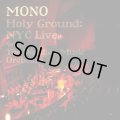 MONO / Holy Ground: NYC Live With The Wordless Music Orchestra (cd+dvd) Temporary Residence