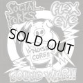 SOCIAL PORKS, FLEX EYE / split (7ep) Depression
