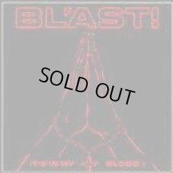 画像1: BLAST! / It's In My Blood (cd) SST Records