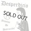 DESPERDICIO / Impulso de destuccion (7ep) Overthrow