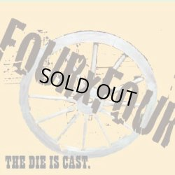 画像1: FOURxFOUR / the die is cast (cd) club kick out/thc