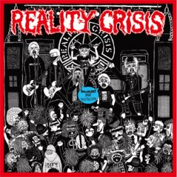 画像1: REALITY CRISIS / Discharge your frustration (Lp) Whisper in darkness