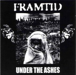 画像1: FRAMTID / Under the ashes + 8 track ep (cd) Self