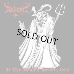 画像1: BEHERIT / At The Devil's Studio 1990 (cd) (Lp) Hells headbangers