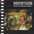 DiSGUSTEENS / Songs For Swinging Losers (cd) I hate smoke