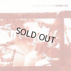 画像1: CARRY ON / It's All Our Blood (cd) Young blood
