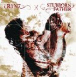 画像1: R3N7, STUBBORN FATHER / Split (cd) F.a.b