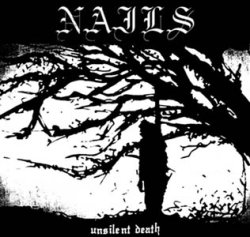 画像1: NAILS / Unsilent Death/Obscene Humanity  (cd) Alliance trax