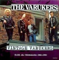 画像1: THE VARUKERS / Vintage Varukers-rare and unreleased 1980-1985- (Lp) Anti society