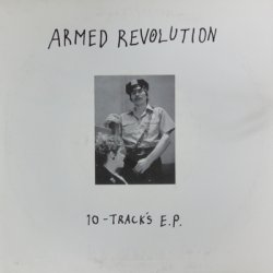 画像1: ARMED REVOLUTION / 10-tracks (7ep) 男道