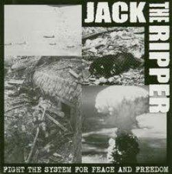 画像1: JACK THE RIPPER / FIGHT THE SYSTEM FOR PEACE AND FREEDOM (cd) Shot & shout