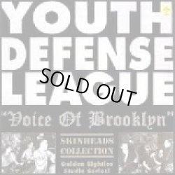 画像1: YOUTH DEFENSE LEAGUE / Voice Of Brooklyn (Lp+7ep)