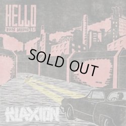 画像1: KLAXION / hello my name is (cd) Self