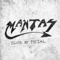 MANTAS / Death by metal (cd) Relapse