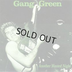 画像1: GANG GREEN / Another Wasted Night (cd) Taang!