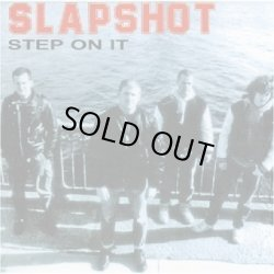 画像1: SLAPSHOT / Step On It (cd) Taang!