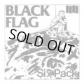 "BLACK FLAG / Six pack (10"") Sst"