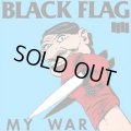 BLACK FLAG / My war (cd) (Lp) Sst