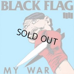 画像1: BLACK FLAG / My war (cd) (Lp) Sst