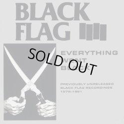 画像1: BLACK FLAG / Everything went black (cd) (Lp) Sst