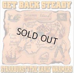 画像1: STARRBURST & THE EARLY WARMERS / Get back steady (cdr) Seminishukei