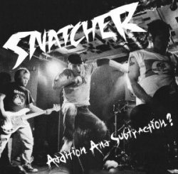 画像1: SNATCHER / Addition and subtraction? (7ep) AA