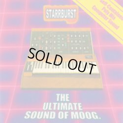 画像1: STARRBURST / The ultimate sound of moog. (cdr)