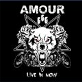 AMOUR / Live in now (cd) MCR company